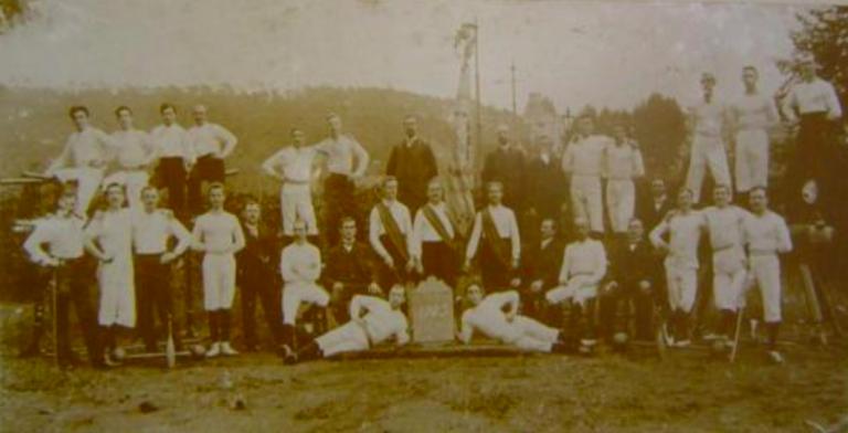 1906 Turnierriege