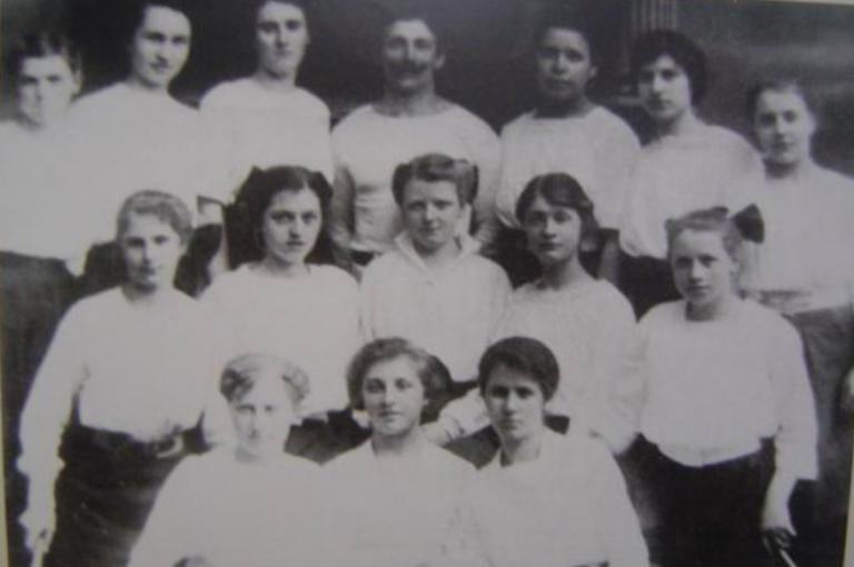 1912 - Frauenturnerriege