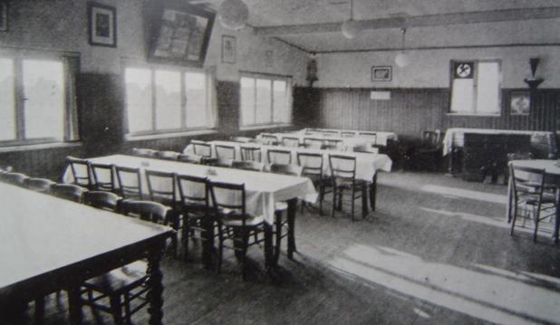 Clubhaus 1934