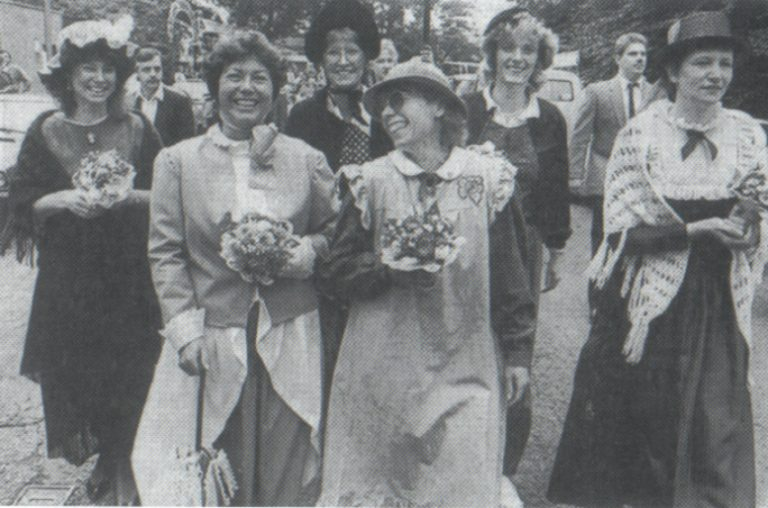 1988 - 100 Jahre TVG